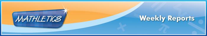 Mathletics Banner